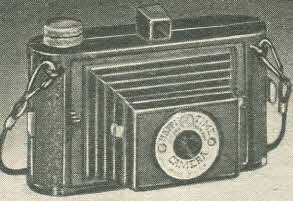 Happi-Time Camera from the Fifties