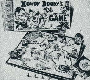 Howdy Doody's TV Game