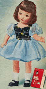 Fifties Betsy McCall Doll