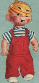 Vintage Dennis the Menace From the 50s