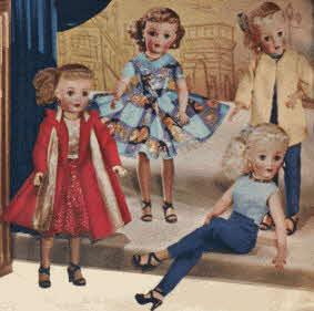 Vintage Revlon Fashion Dolls