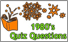 Our 80's Quiz Just For Fun