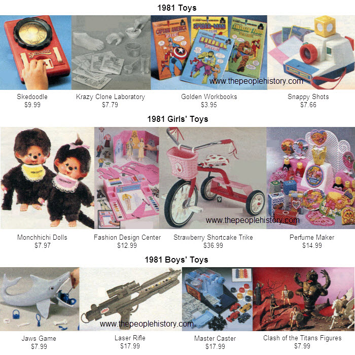 Kids Toys From 81