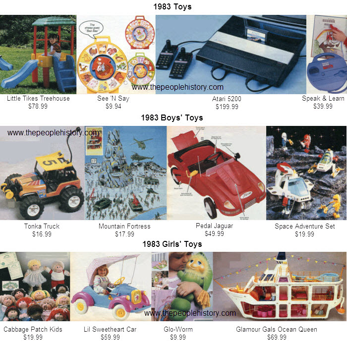 Kids Toys From 83