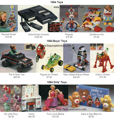 Kids Toys From 84