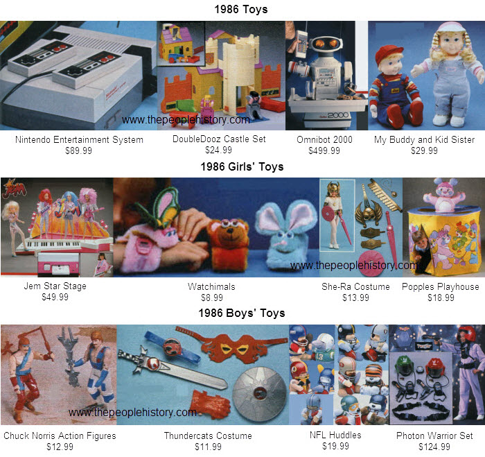 Kids Toys From 86