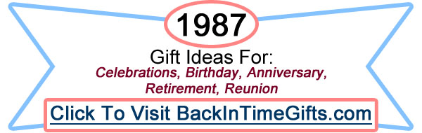 1960 Back In Time Gifts