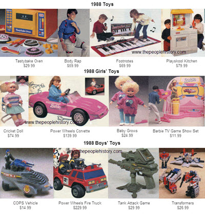 Kids Toys From 88