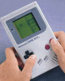 Early 1990s Nintendo Game Boy