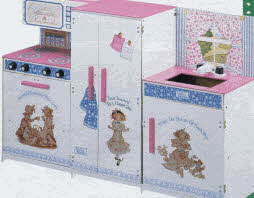 Holly Hobbie All In One Kitchen From The 1990s