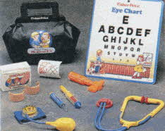 Fisher Price Medical Kit From The 1990s