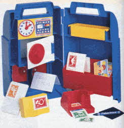 Fisher Price Post Office From The 1990s