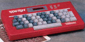 VTech Type-Right Keyboard From The 1990s
