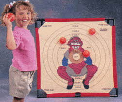 Wade Boggs Throw 'N Score Skill Trainer From The 1990s