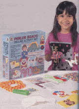 Perler Deluxe Bead Activity Set From The 1990s