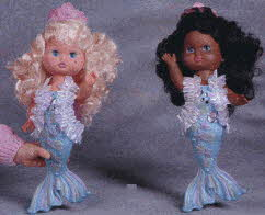 Lil Miss Mermaid From The 1990s