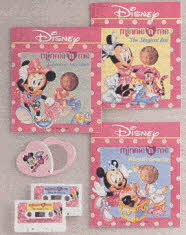 Minnie N' Me Gift Set From The 1990s