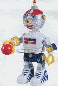 My Pal 2 Robot Toy From The 1990s