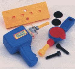 Power Drill Set From The 1990s
