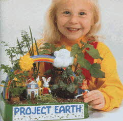Project Earth From The 1990s