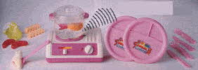 Color Magic Cooking Set From The 1990s