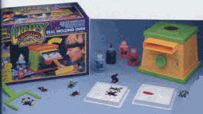 Creepy Crawlers Molding Kit From The 1990s