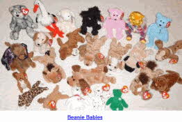 1993 Popular boys and girls toys from the Nineties including Beanie ... 2842873dcf5