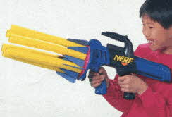 Nerf Arrowstorm Gatling From The 1990s