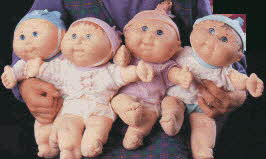 Cabbage Patch Kids Teeny Tiny Preemies From The 1990s