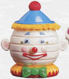 Stack Around Clown From The 1990s