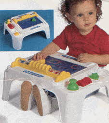 Fisher Price Doodle Table From The 1990s