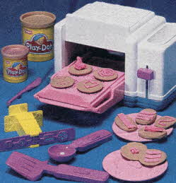 Play-Doh Cookie Lovin' Oven From The 1990s