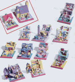 Pollyville Superset From The 1990s