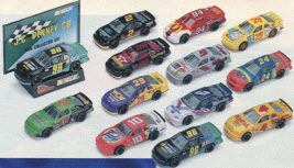 1996 Nascar Collector's Set From The 1990s