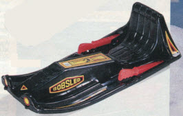 Super Bobsled From The 1990s