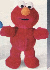 Vintage Mid 90s Tickle Me Elmo