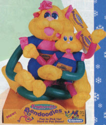 Bendoodles Collectibles From The 1990s