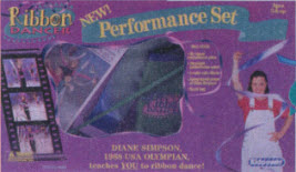 Ribbon Dancer Performance Set From The 1990s