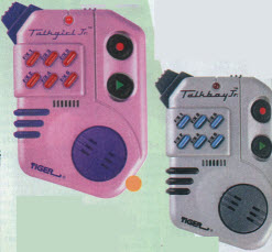 Talkboy Jr. or Talkgirl Jr. From The 1990s