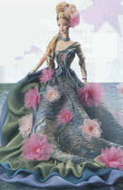 Water Lily Barbie From The 1990s