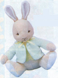 William Bunnykins Plush Toy From The 1990s
