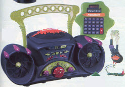 Nickelodeon AM/FM CD Blast Box