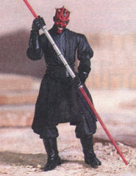 Darth Maul Figure From The 1990s