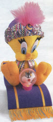 Fortune Teller Tweety From The 1990s