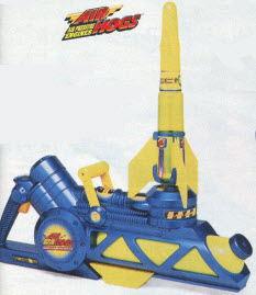Air Hogs Hydro Rockets Vector From The 1990s