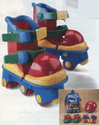 In-Line Super Skate Set From The 1990s