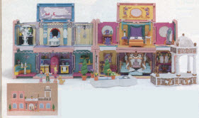 Polly Pocket Deluxe Mansion