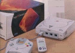 Sega Dreamcast From The 1990s
