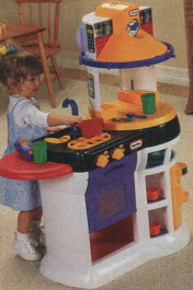 Superglow Kitchen From The 1990s