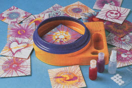 Magic Color Twirl-O-Paint From The 1990s